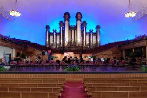 Salt Lake City the tabernacle