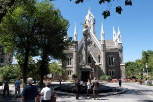 Salt Lake City chiesa