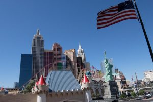 Las Vegas New York New York casino'