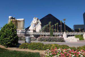 Luxor casino' Las Vegas