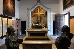 Missione di Carmel la chiesa California