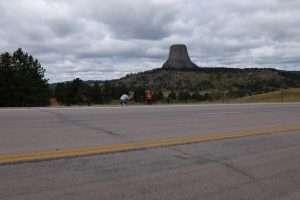 Torre del diavolo in Wyoming