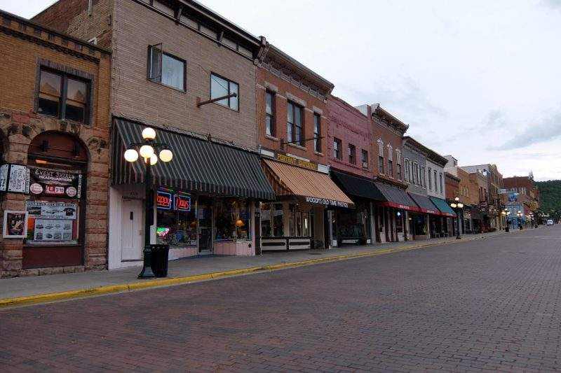 Deadwood via centrale