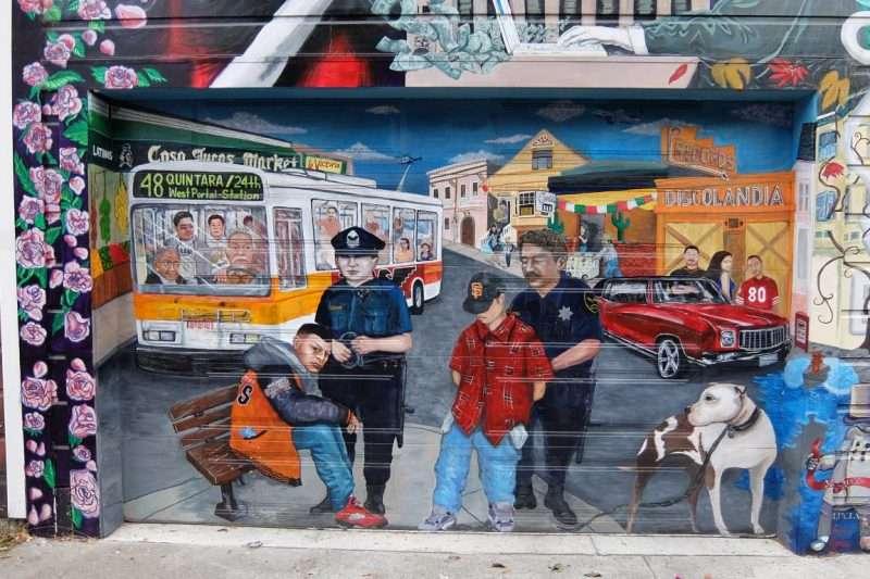 Murales a San Francisco