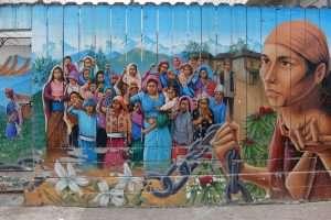 San Francisco murales indiani