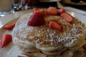 Colazione con pancakes a San Francisco