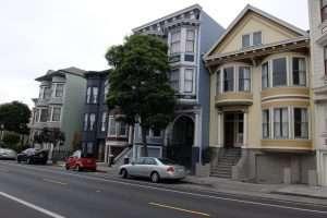 Le case di San Francisco