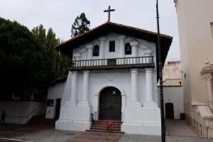 Mission Dolores facciata a San Francisco
