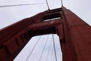 Pilone Golden Gate Bridge
