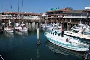 Porto peschereccio a San Francisco