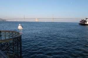 Oakland Bridge a San Francisco
