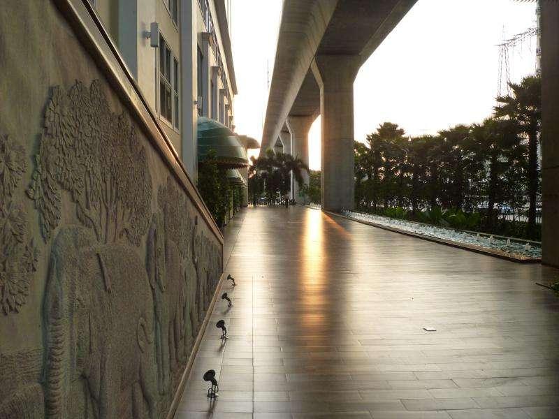 Bangkok hotel e Skytrain cosa vedere e fare