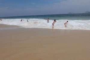 Bagno a Ipanema