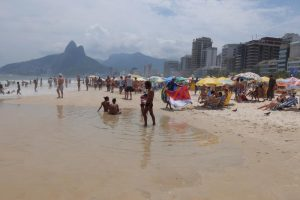 Rio de Janeiro spiaggia Ipanema