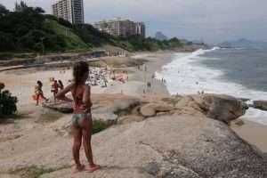 Pedra do Arpoador a Rio