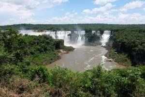 cascate Iguazù