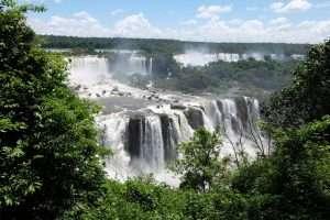 Iguazù cascate