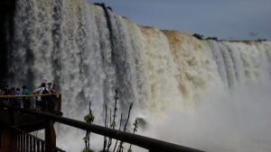 Cascate Iguazù brasiliane