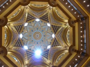cupola di emirates palace