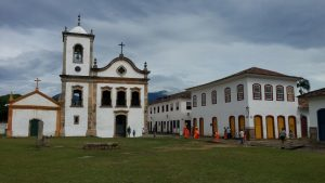 Paraty chiesa storica