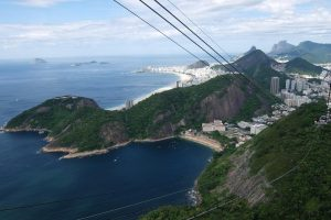 Vista su Copacabana