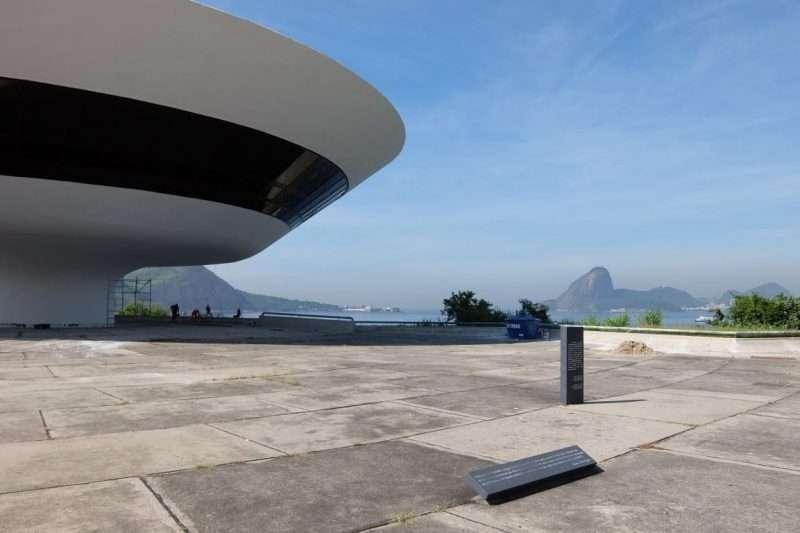 Niteroi museo Niemeyer