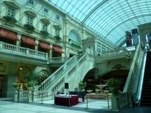 scalinate del mercado mall