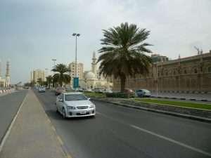 Viali di Sharjah