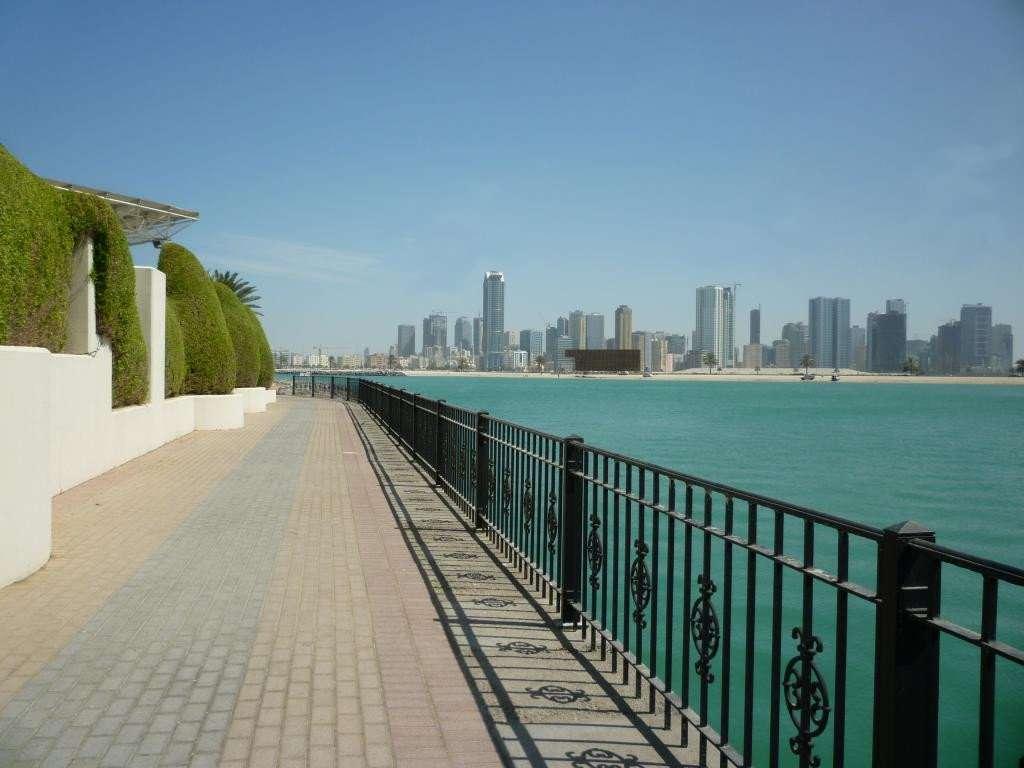 Sharjah downtown