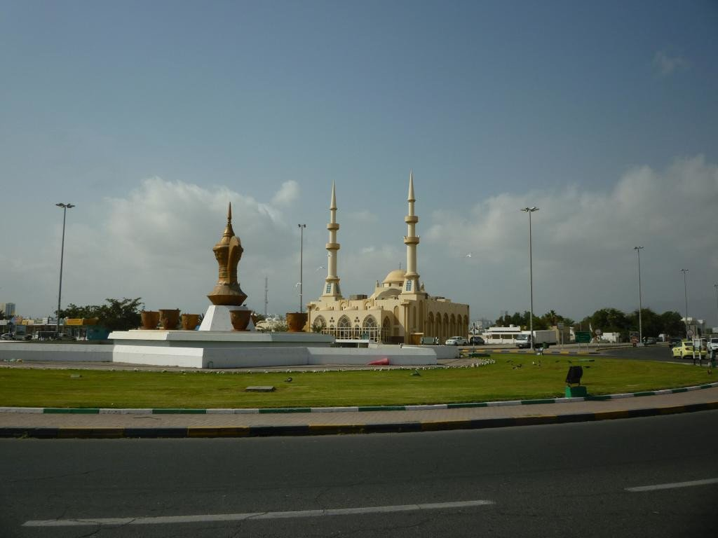 moschea a Fujarah