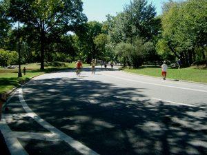 Pista ciclabile Central Park