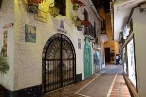 Marbella vicoli centro storico