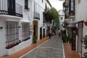 Via centrale di Marbella