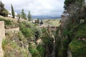 Ronda Jardin de Cuenca