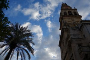 Cordova campanile mezquita
