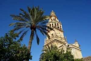 Torre campanaria della Mezquita di Cordova