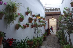 Entrata Hotel Los Patios a Cordova