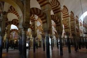 Archi della mezquita Cordova