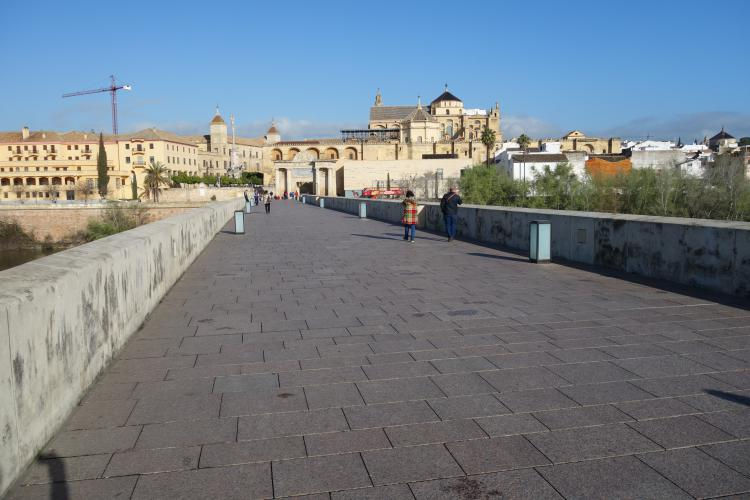 Ponte romano a Cordova
