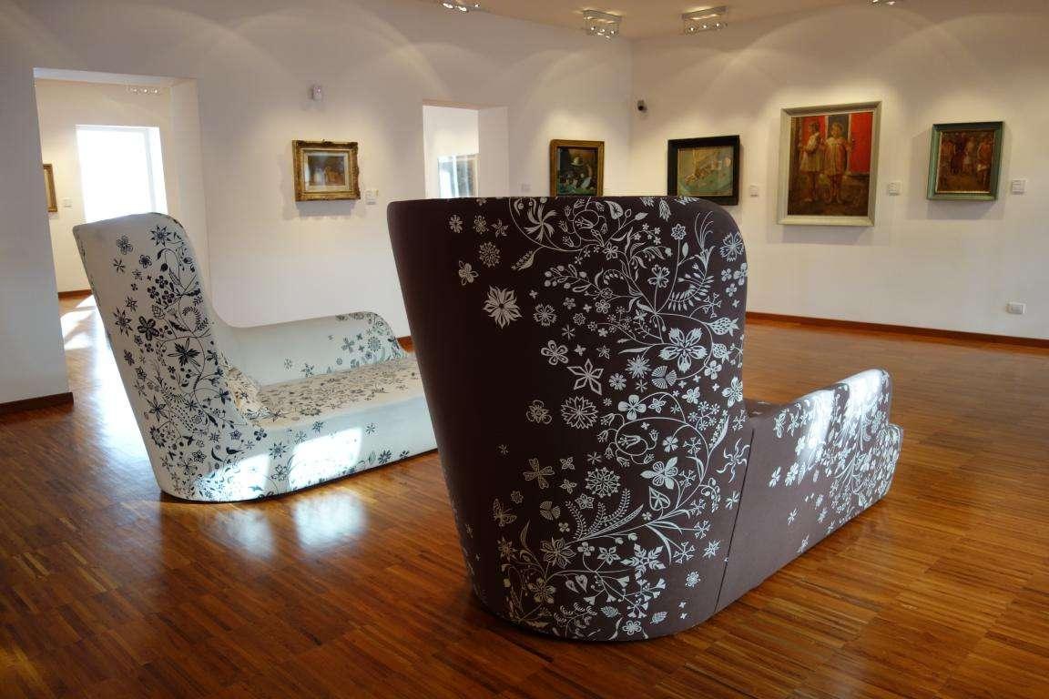 Museo arte moderna Udine Casa Cavazzini
