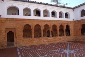 Chiostro monastero la Rabida a Palos