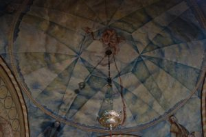 Affreschi cubisti alla Rabida di Palos
