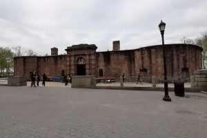 Castle Clinton a Battery park
