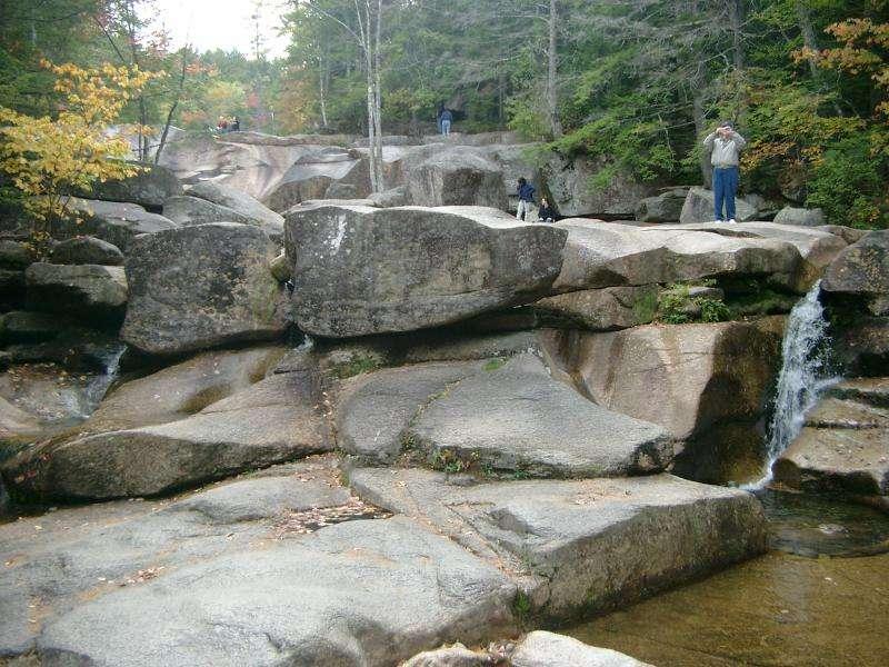 White Mountains New Hampshire