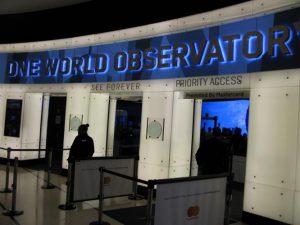 One world observatory New York