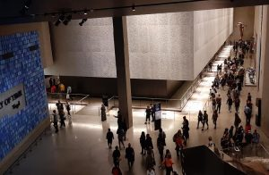 Ground zero museo interno