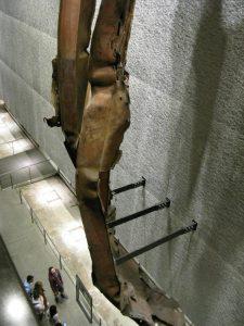 Ground Zero museo resti delle Twin towers