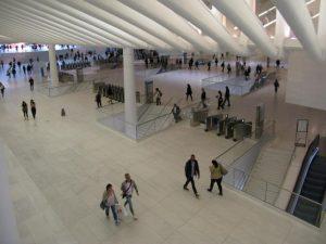 Transportation Hub interno