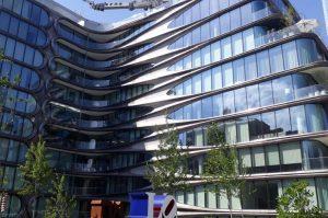 L'edificio di Zaha Hadid a New York