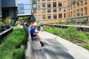 High Line parco